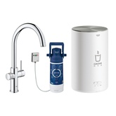 GROHE Змішувач і бойлерна система M-size Red Duo  (30083001)