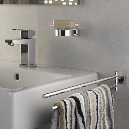 GROHE Тримач для рушника Essentials Cube (40624001)