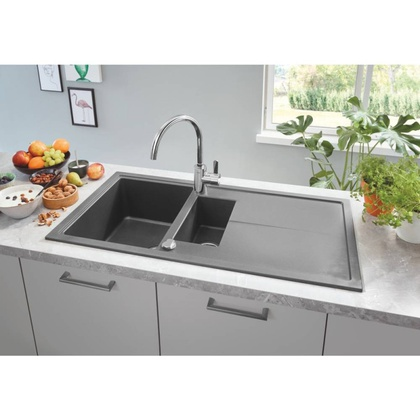GROHE Мойка кварцевая Sink K400 (31642AT0)