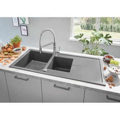 GROHE Мойка кварцевая Sink K400 (31643AT0)